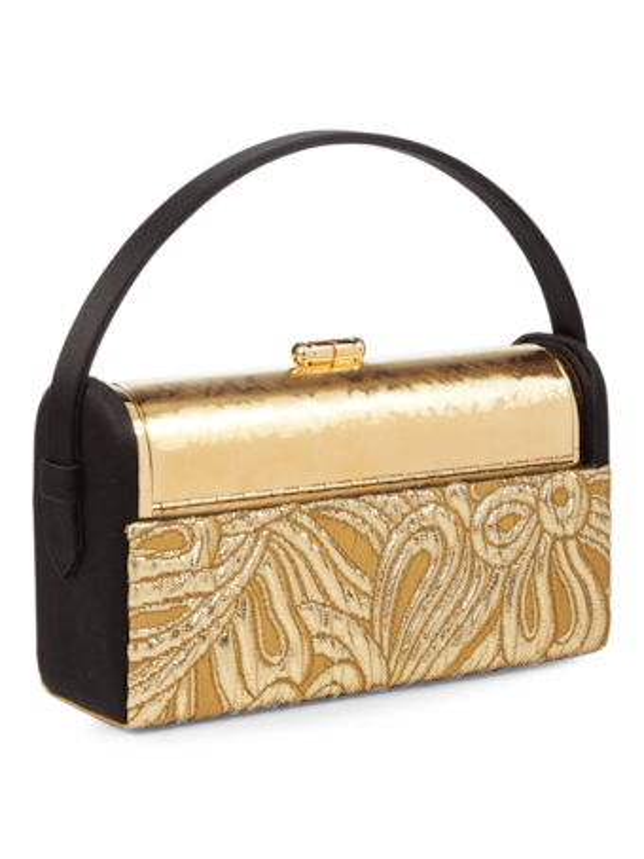 Regine Brocade Bracelet Bag