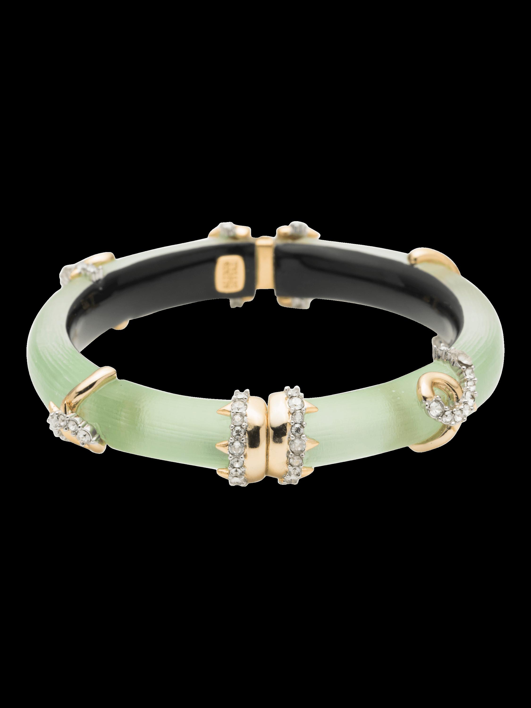 Crystal Open Knot Bracelet