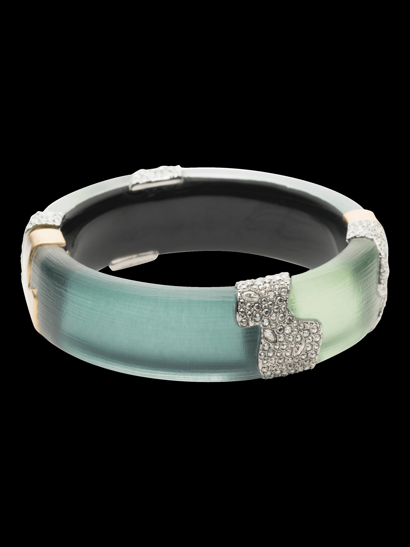 Crystal Color Block Bracelet