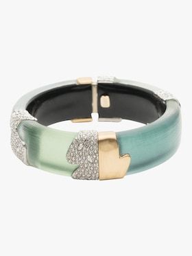 Crystal Color Block Bracelet