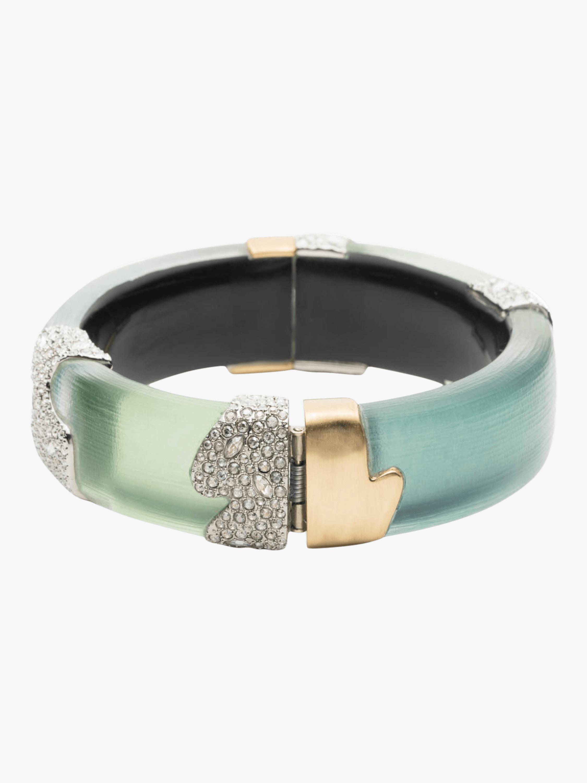 Crystal Color Block Bracelet Alexis Bittar
