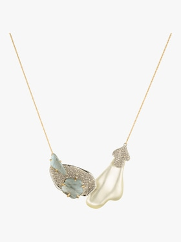 Crystal Roxbury Bib Necklace