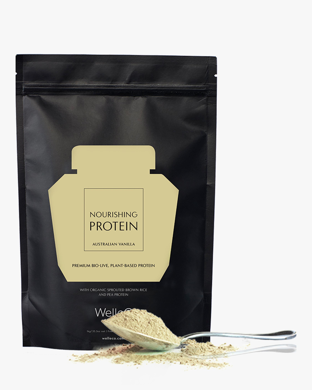 WelleCo Nourishing Plant Protein Vanilla Pouch 300g