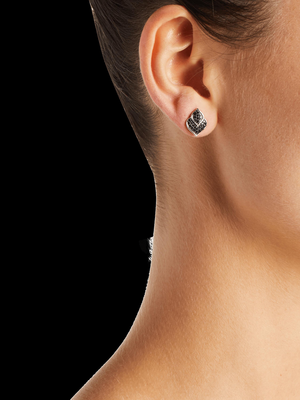 John Hardy Naga Stud Earrings 2