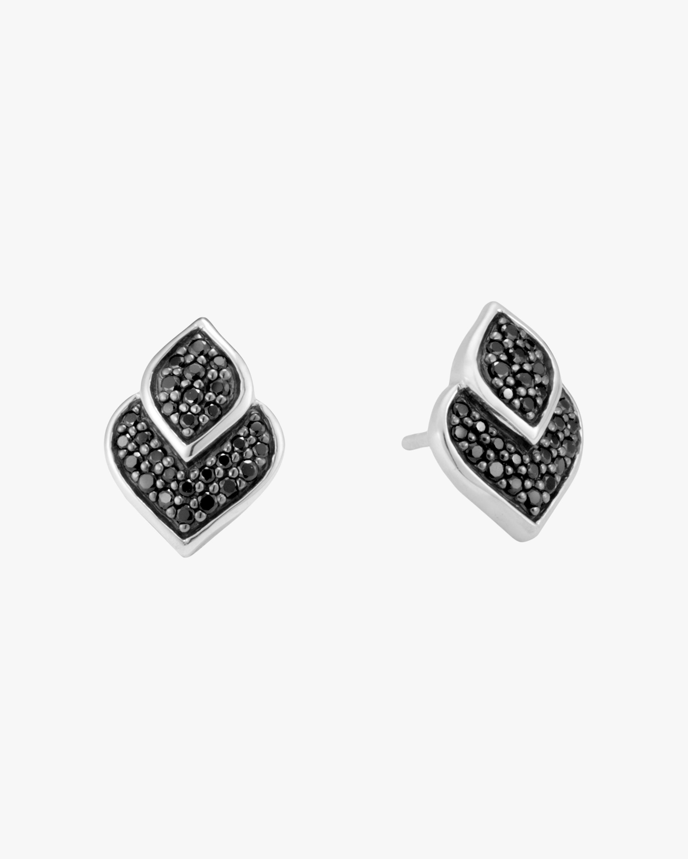 John Hardy Naga Stud Earrings 1