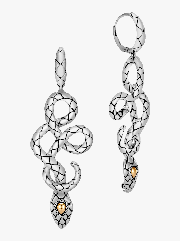 Legends Cobra Drop Earrings