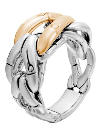 Bamboo Woven Ring