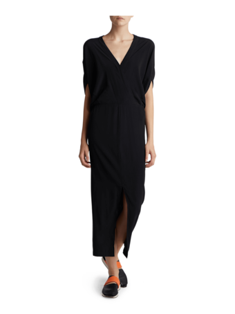 Aki Wrap Dress