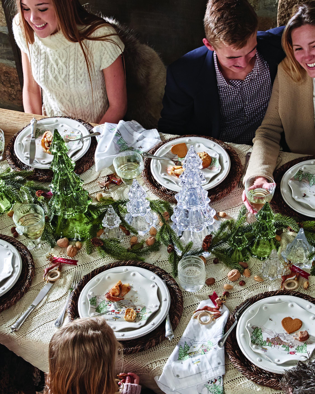 Juliska Berry & Thread North Pole Dinner Plate 2