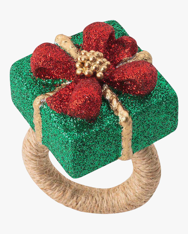 Juliska Berry & Thread Present Napkin Ring - Set of 4 2