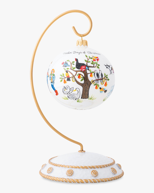 Juliska Limited Edition Twelve Days of Christmas Ornament 1