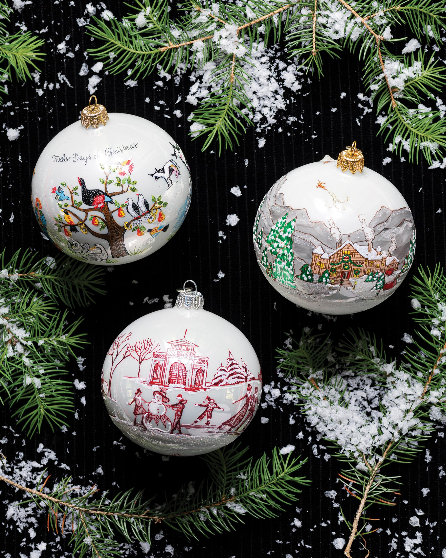 Juliska Limited Edition Twelve Days of Christmas Ornament 2