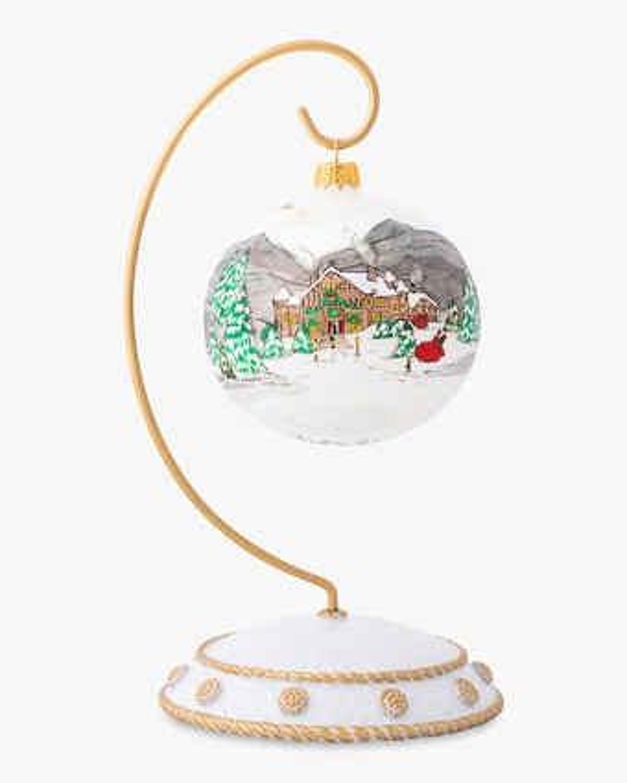 Juliska Limited Edition Berry &Thread North Pole Ornament 1