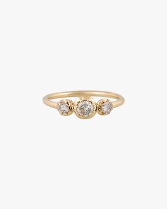 Jacquie Aiche Diamond Trio Ring 1