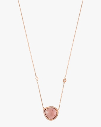 Jacquie Aiche Tourmaline Pendant Necklace 1