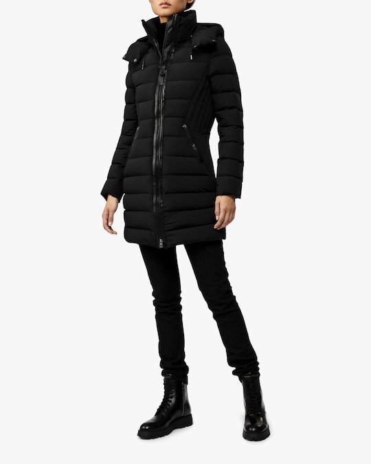 Mackage Farren Long Stretch Coat 0