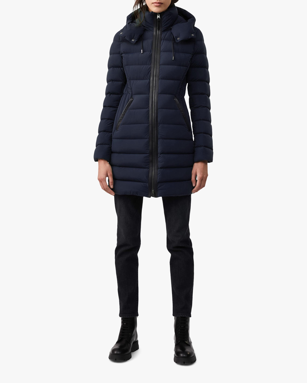 Mackage Farren Long Stretch Coat 1