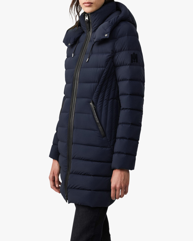 Mackage Farren Long Stretch Coat 2