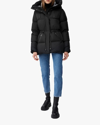 Mackage Freya Foil Shield Coat 1