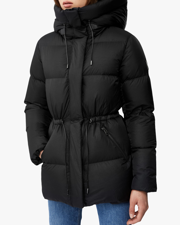 Mackage Freya Foil Shield Coat 2