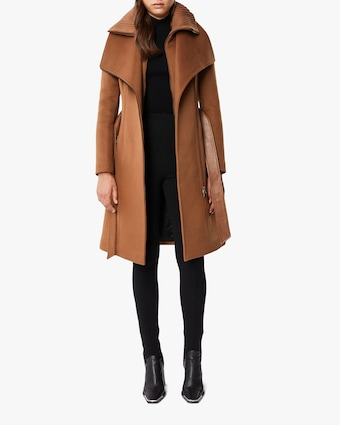 Mackage Nori Wrap Coat 1