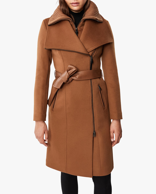 Mackage Nori Wrap Coat 1