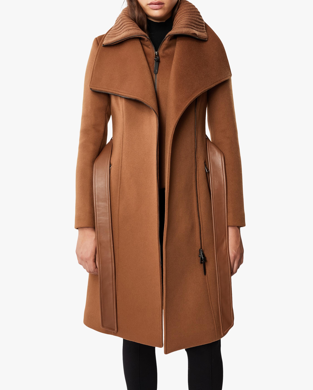 Mackage Nori Wrap Coat 2