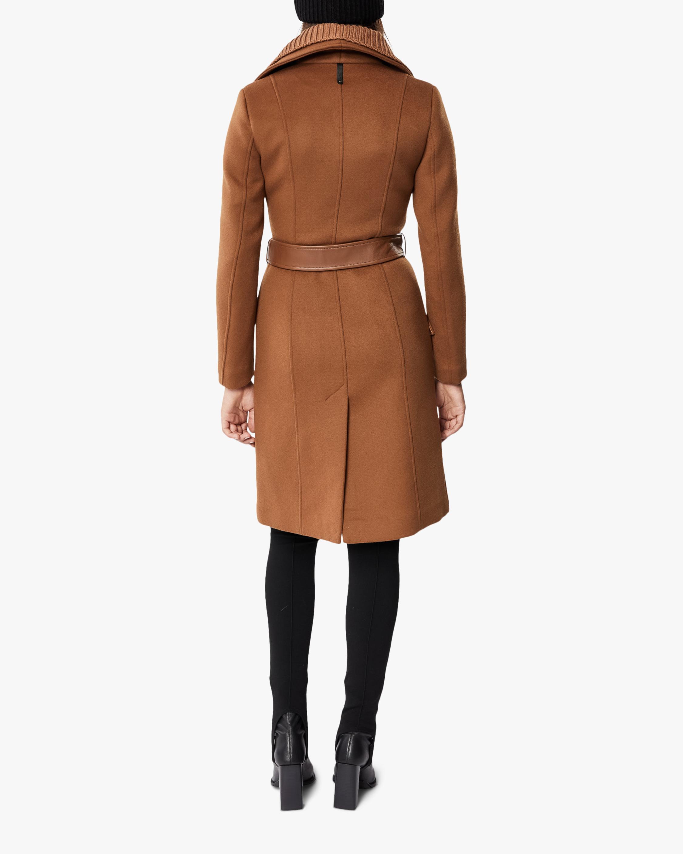 Mackage Nori Wrap Coat 4