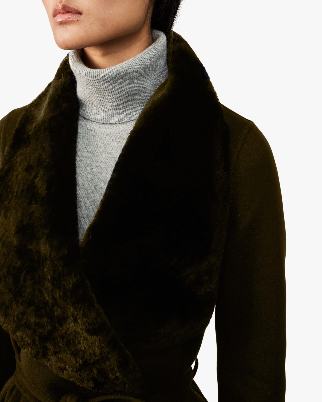 Mackage Sybil Double-Face Wool Coat 2