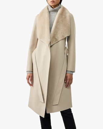 Mackage Sybil Double-Face Wool Coat 2