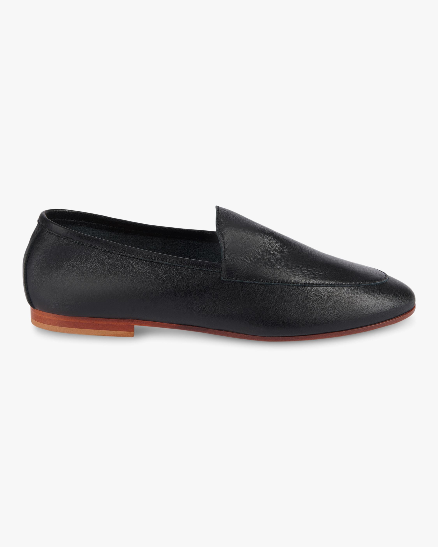 Mansur Gavriel Black Sock Loafer 1