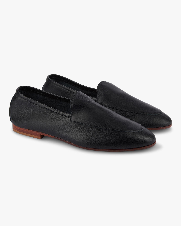Mansur Gavriel Black Sock Loafer 2