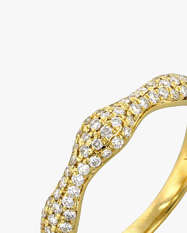 Ashley Morgan Yellow Gold Diamond Ring 2