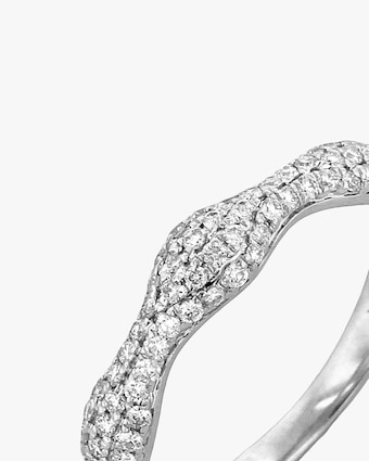Ashley Morgan White Gold Diamond Ring 2