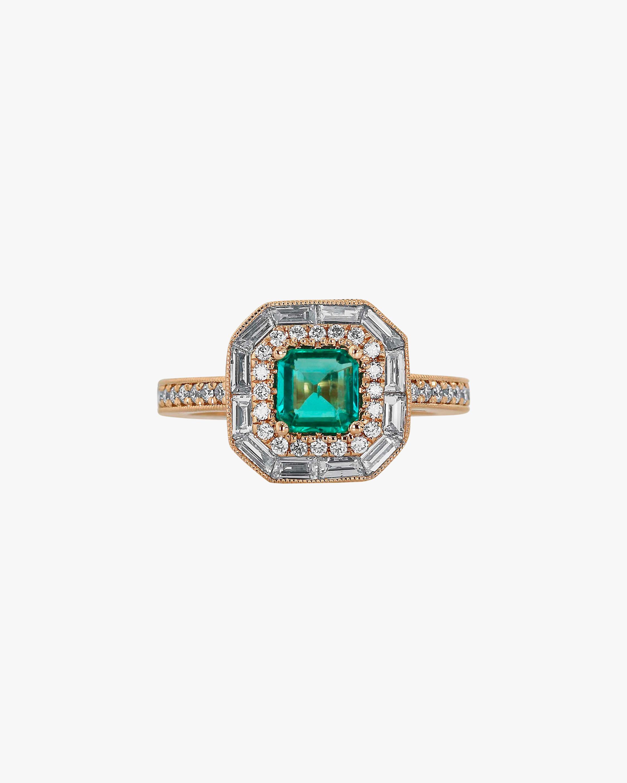 Ashley Morgan Emerald Ring 1