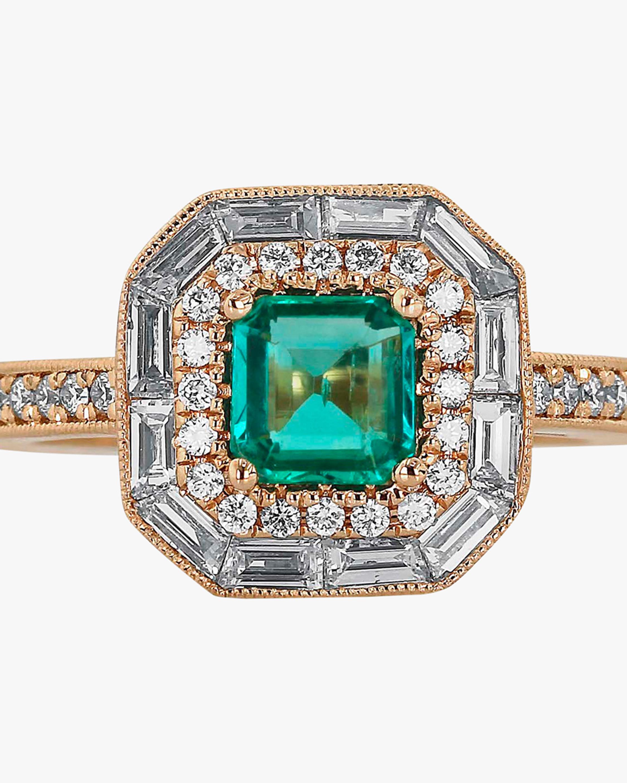Ashley Morgan Emerald Ring 2