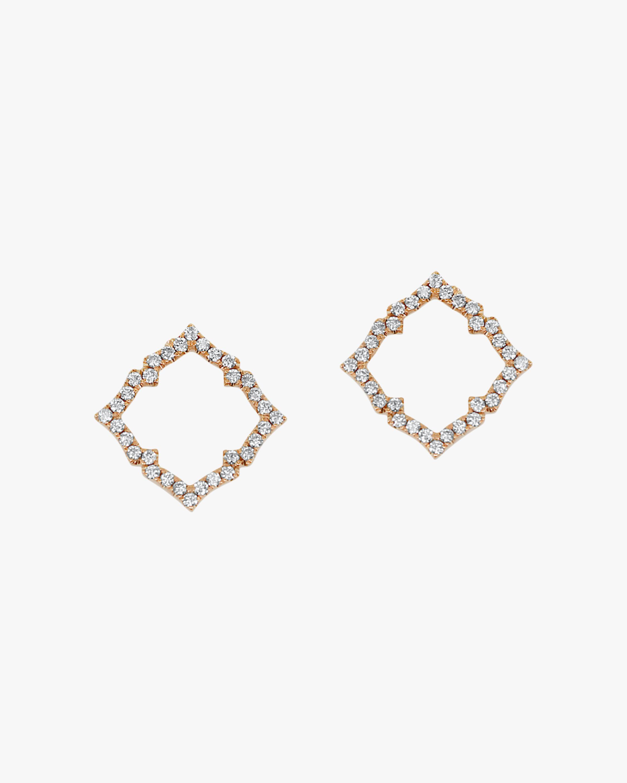 Ashley Morgan Keyhole Earrings 1