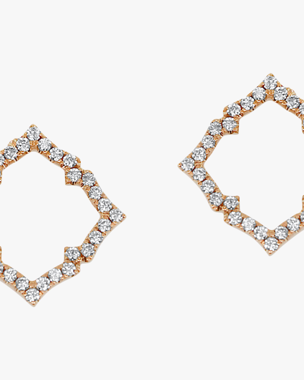Ashley Morgan Keyhole Earrings 2