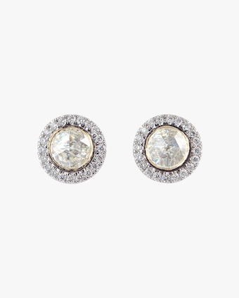 Ashley Morgan Diamond Stud Earrings 1