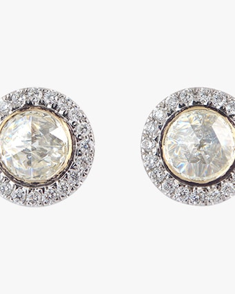 Ashley Morgan Diamond Stud Earrings 2