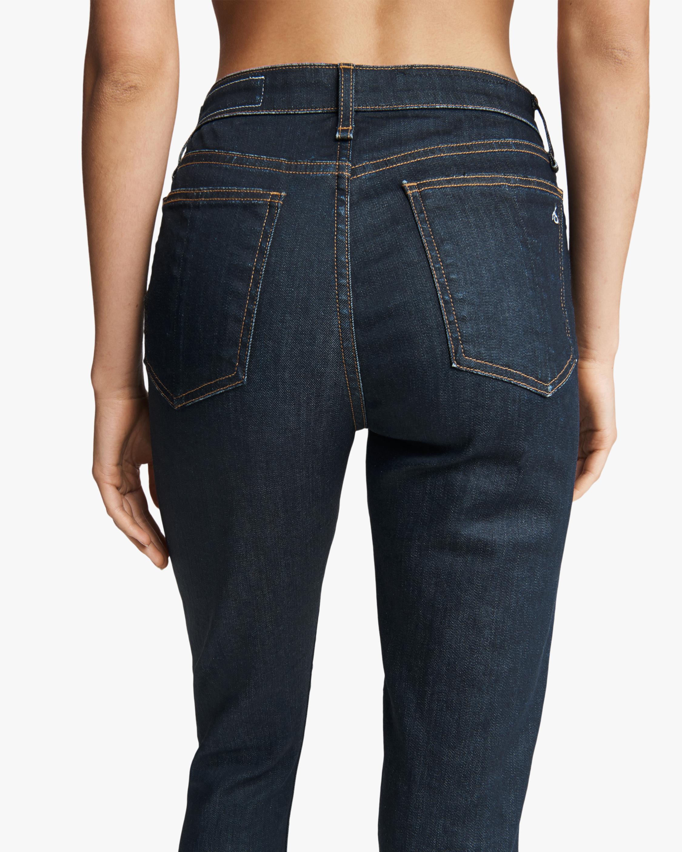 rag & bone Nina High-Rise Skinny Jeans 4