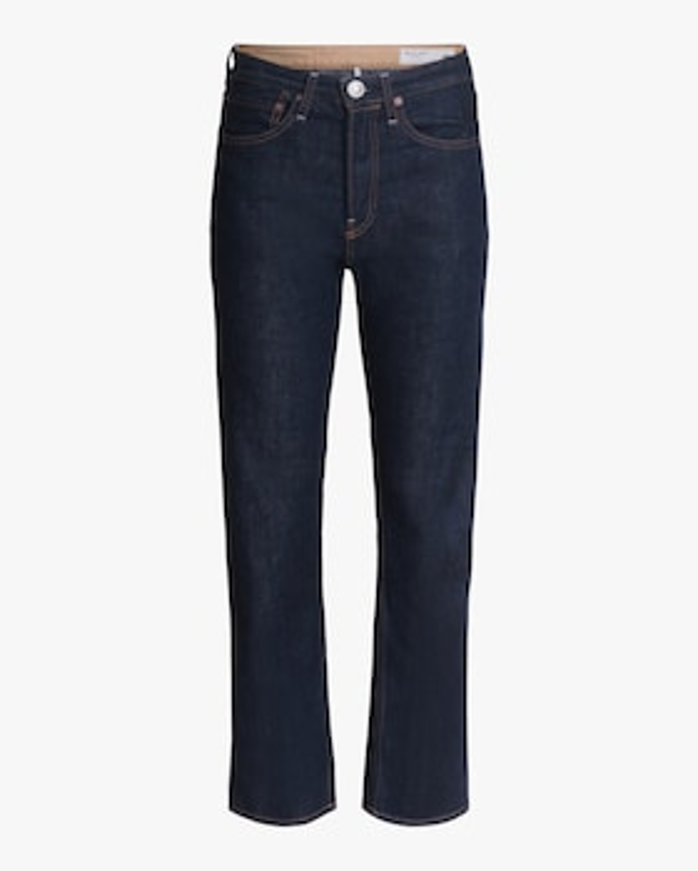 Maya High-Rise Bootcut Jeans