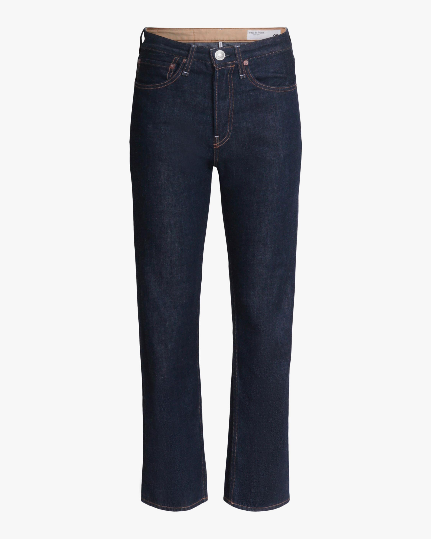 rag & bone Maya High-Rise Bootcut Jeans 2