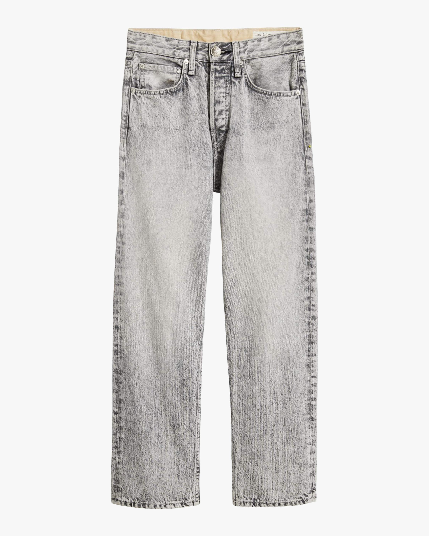 rag & bone Maya High-Rise Ankle Slim Jeans 0
