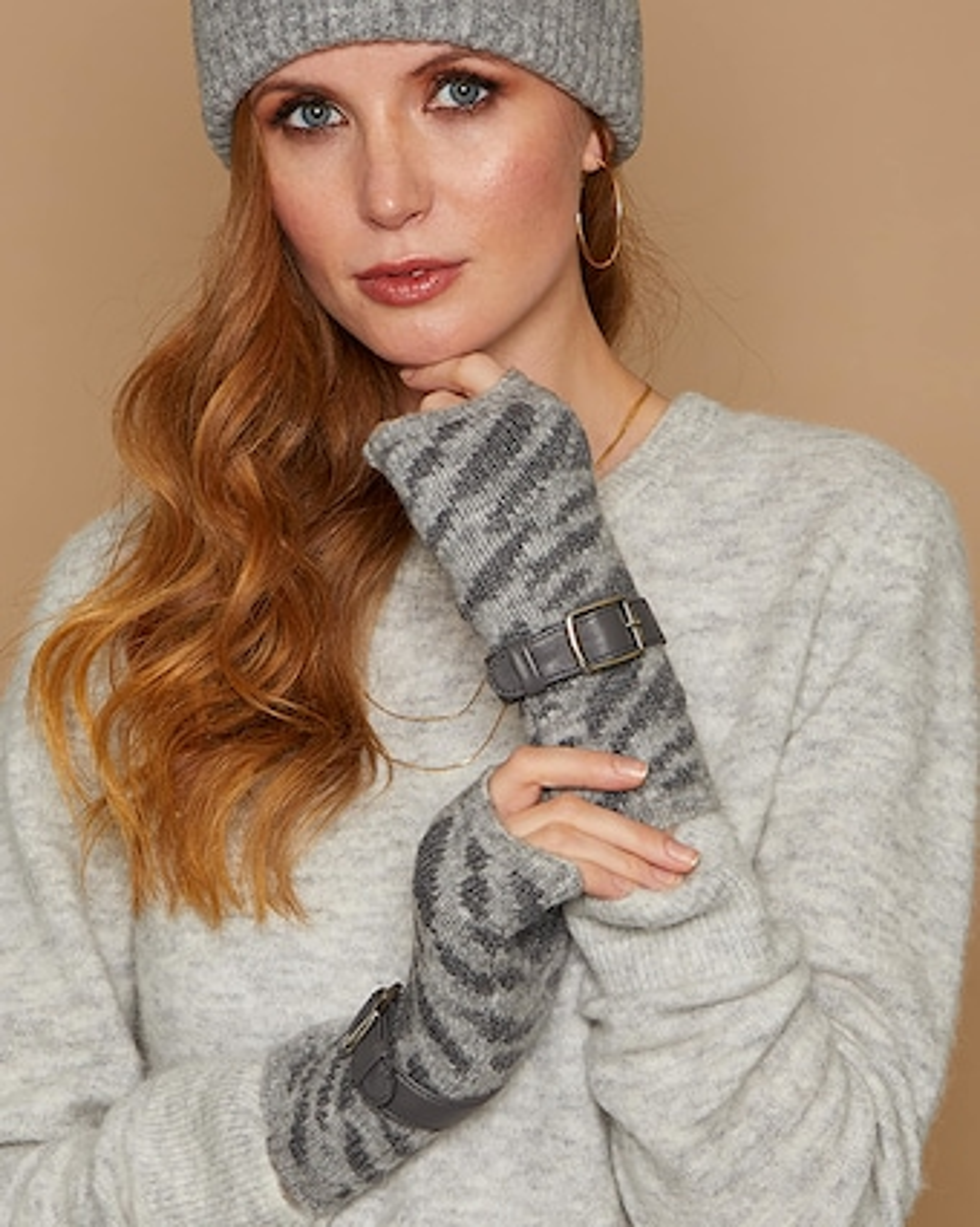 Eugenia Kim Frida Fingerless Gloves 2