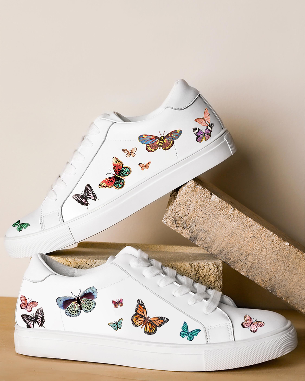 Alepel Butterfly Sneaker 0