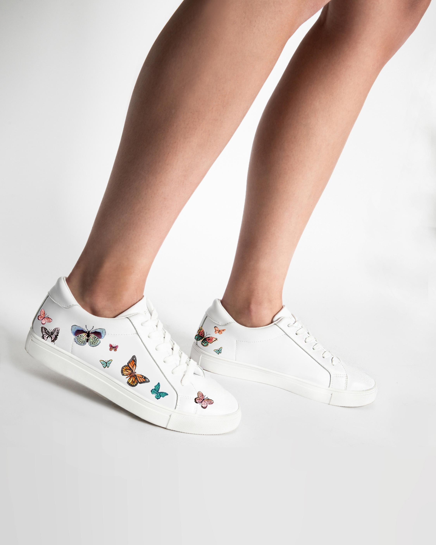 Alepel Butterfly Sneaker 2
