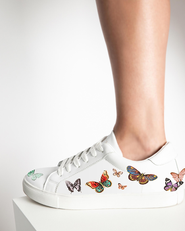 Alepel Butterfly Sneaker 3