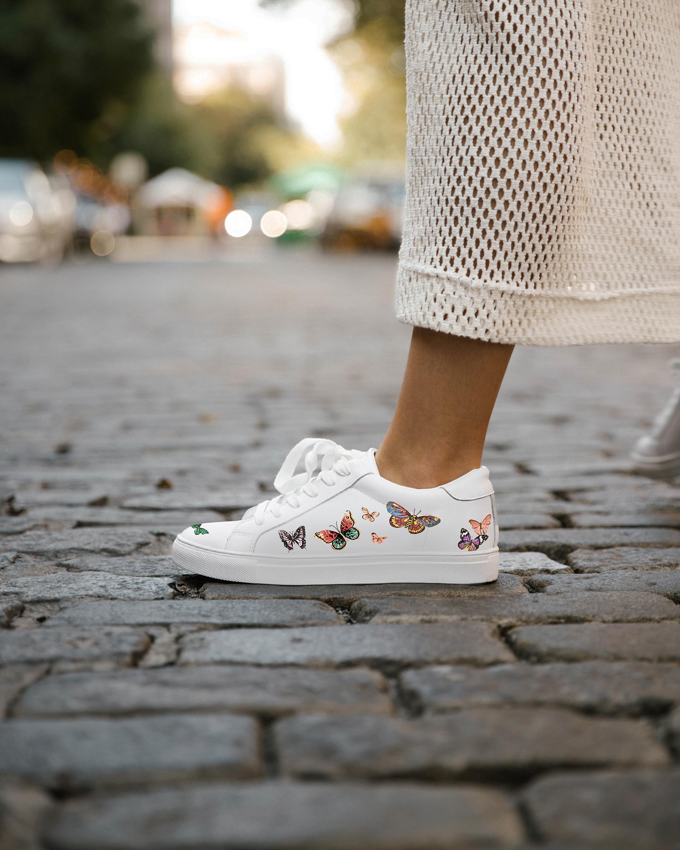 Alepel Butterfly Sneaker 4