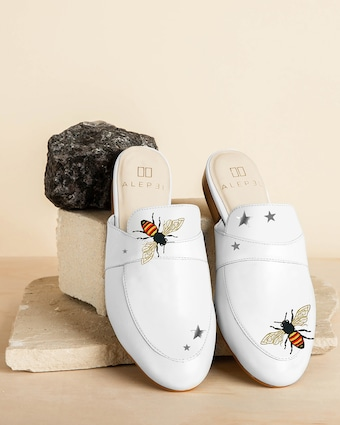 Alepel Queen Bee & Stars Mule 1